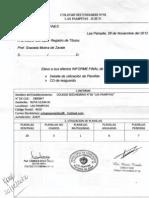 Informe Final Planillas070