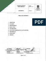 ENF-PR-001 Administración de Medicamentos