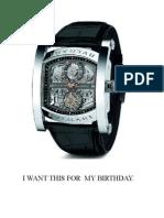 Costliest Watch