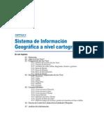 Cap Viii.- Sistema de Informacion Geografica a Nivel Cartografico