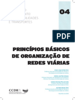 Princípios Básicos de Organização de Redes Viárias