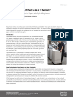 White Paper - IsO 13655 Measurement Conditions