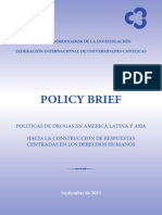 FIUC Policy Brief ESP