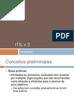 ITIL Mod I