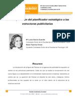 12_La Incorporacion Del Planificador Estrategico a Las Estructuras Publicitarias