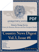 CERES News Digest - Week8, Vol.3; Oct.21-25