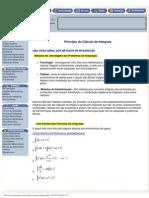 ._ Uma visão geral dos métodos de integração _.