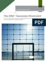 The IFRS® Taxonomy Illustrated (Español) Taxonomía XBRL