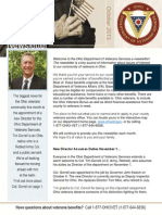 October 2013 ODVS Monthly Newsletter