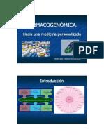 Farmacogenómica Jessica García