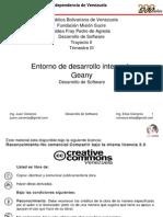Desarrollo Software IDE Geany