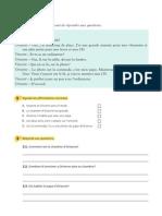 Ficha de Trabalho de Francês 5