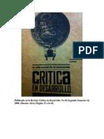 Bourdieu-La fabricación del habitus económico