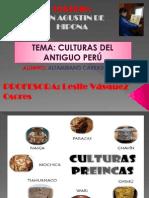 Cultura Preinca Luis 2