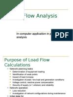 Power Flow solution