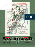 Streets of Stalingrad v 21 Rules