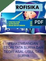 Presentasi Tata Surya