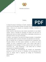 Classificação da pousada de Santiago do Cacém e fixação de ZEPdoc
