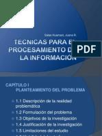 tcnicasparaelprocesamientodelainformacn-111109100009-phpapp01