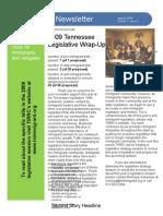TIRRC Newsletter - August 2009