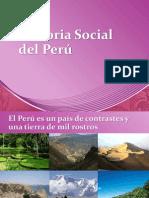 Historia Social del Perú
