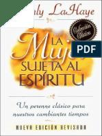 Beverly LaHaye - La Mujer Sujeta Al Espiritu