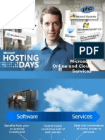 Cloud Services Opportunity for Service Providers