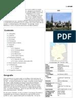 Ulm - Wikipédia, a enciclopédia livre