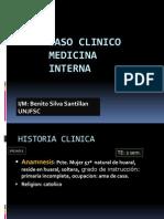 Caso Clinico Medicina