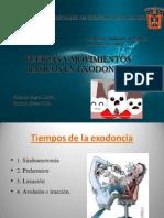 Fuerzas y Mov. Basicos en Exodoncia