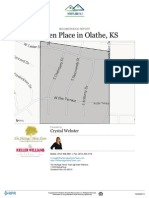 Neighborhood Report - Camden Place in Olathe Kansas 66061