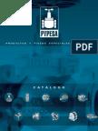 Catalogo de Valvulas y Accesorios Pypesa
