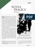La Decena Tragica Rosendo Bolivar Meza