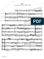 AIR J.S Bach Trombones 4