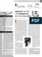 Agencia Central de Inteligencia de Colombia