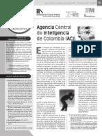 Agencia Central de Inteligencia de Colombia