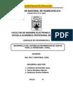 Documentacion de Ferreteria Coralll Jjjjj011111
