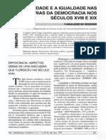 Liberdade e Igualdade Teor Democr Seculo XVIII e XIX 9368-34749-1-PB