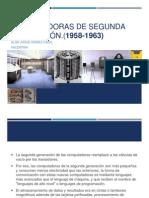 Computadoras de segunda generación.pptx