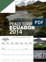 2014 calendar - no logo