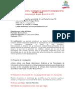 Estructura DEFINITIVA Del Proyecto