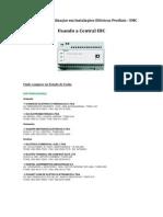 Usando a Central IHC - Schneider Exercicio