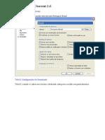 Configuração Utorrent 1.6