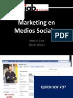 diplomadoiabestrategiassocialmediamarketingmanuelcaro2011-110417224311-phpapp01