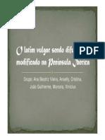 O latim vulgar.pdf
