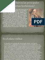 Las principales Reformas borbónicas (POWER POINT) .pptx