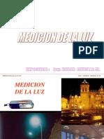 2.- Medicion de La Luz