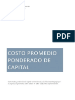 4.3 Costo Promedio Ponderado del Capital.docx