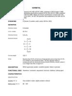 D-Glucitol (420i) Dextrose Monohydrate
