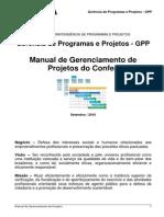 Manual Projetoss